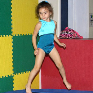 Parent and Tot Gymnastics